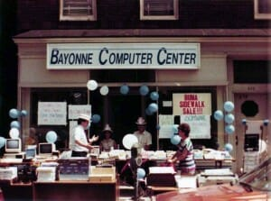 Bayonne Computer Center 1985