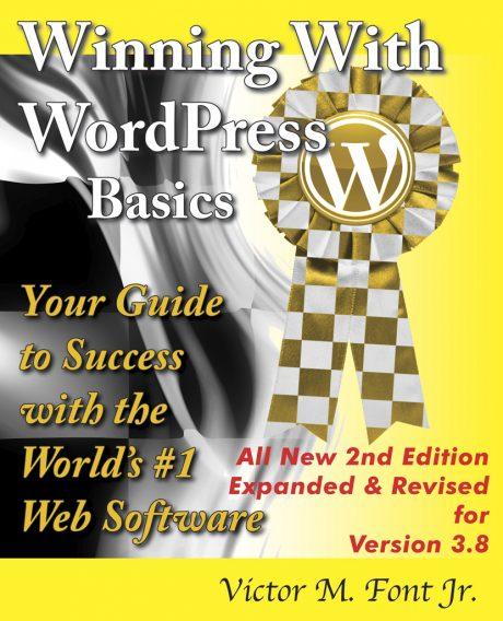 Winning With WordPress Basics 2nd Edition