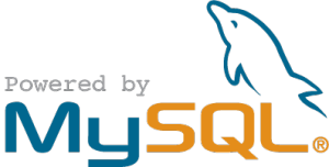MySQL Logo - Used with Permission