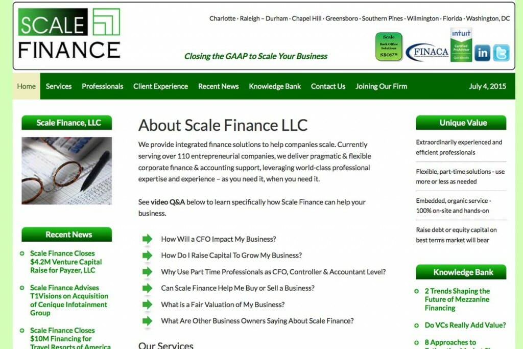 Scale Finance