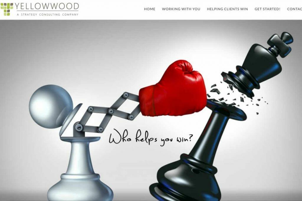 Yellowwood Group on Atmosphere Pro theme