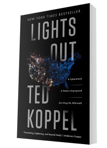 Lights Out by Ted Koppel cover image